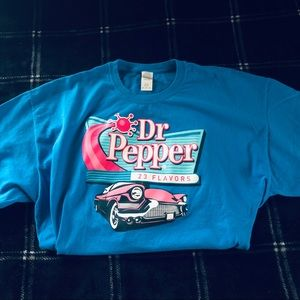 Vintage Dr Pepper Shirt